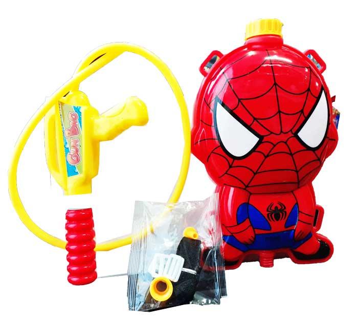 toko mainan online WATER GUN SPIDERMAN - 04176