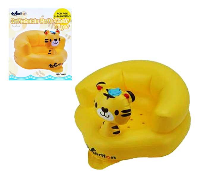 toko mainan online MERITON BABY BATH INFLATABLE CHAIR - BBC-002