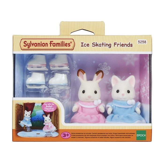 toko mainan online EBS ICE SKATING FRIENDS - 5258