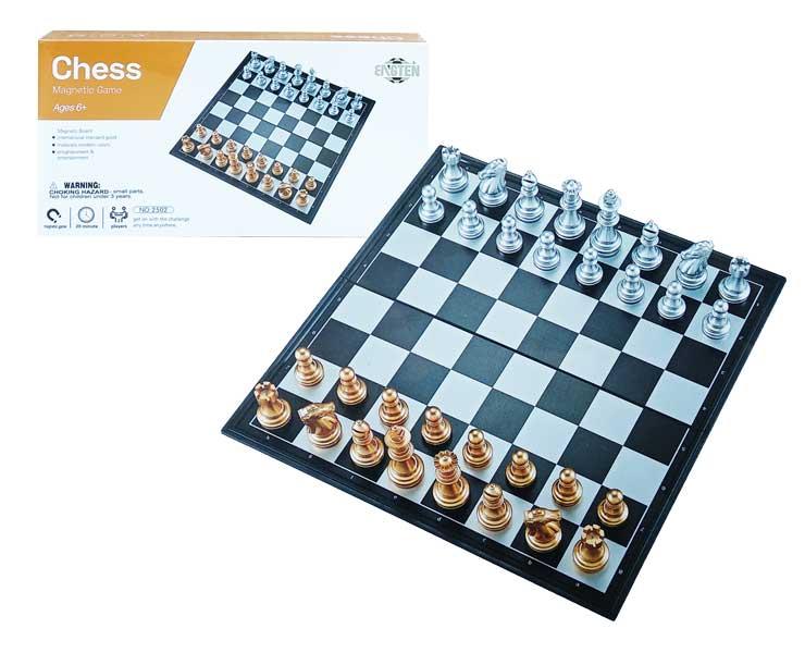 toko mainan online CHESS MAGNETIC GAME - 2502