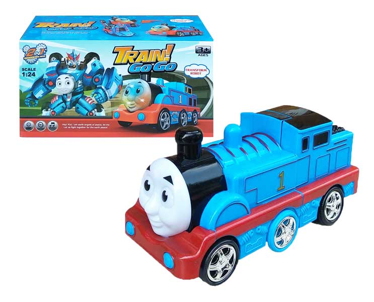 toko mainan online THOMAS TRAIN GO GO TRANSFORM - S-8992