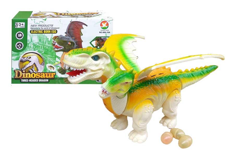 toko mainan online DINOSAUR BORN EGG 666-10A