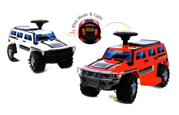toko mainan online RIDE ON MOBIL SAFARI - 599