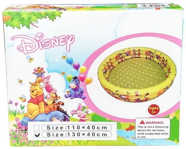 toko mainan online INFLATABLE POOL POOH 130CM LA-005-8