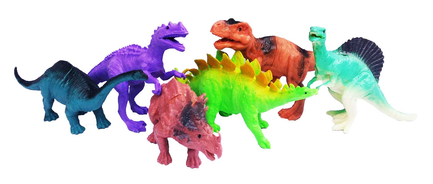 toko mainan online DINOSAURUS ISI 6 - 706-2
