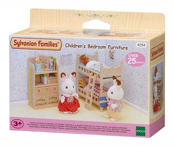 toko mainan online SYLVANIAN CHILDRENS BEDROOM FURNITURE - 4254