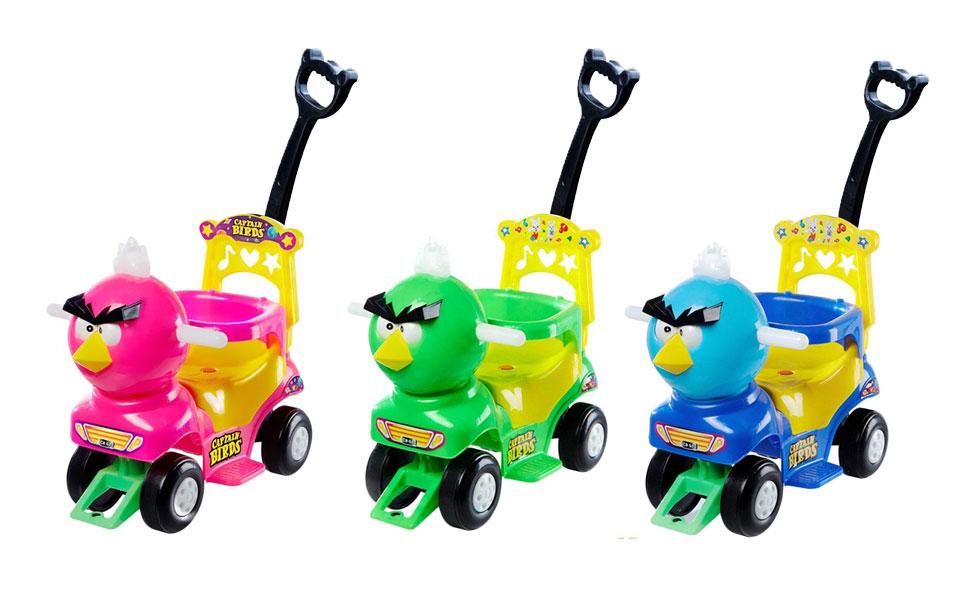 toko mainan online RIDE ON ANGRY BIRD - CB610