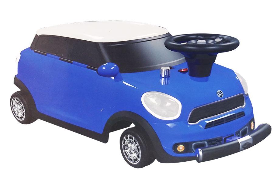 toko mainan online RIDE ON PLIKO 2 IN 1 MINI COOPER - 807
