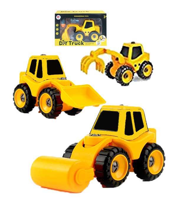 toko mainan online DIY TRUCK ASST - CPS162451-3