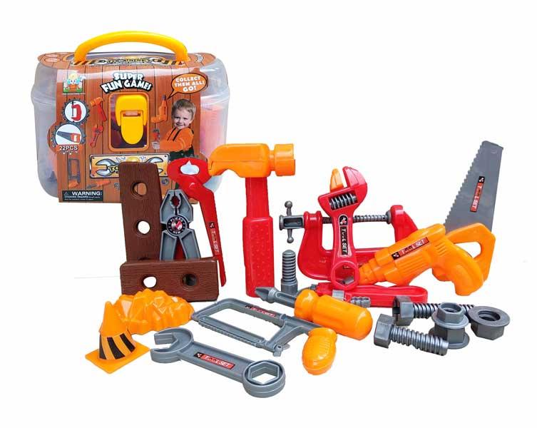 toko mainan online SUPER TOOL SET - 36778-60