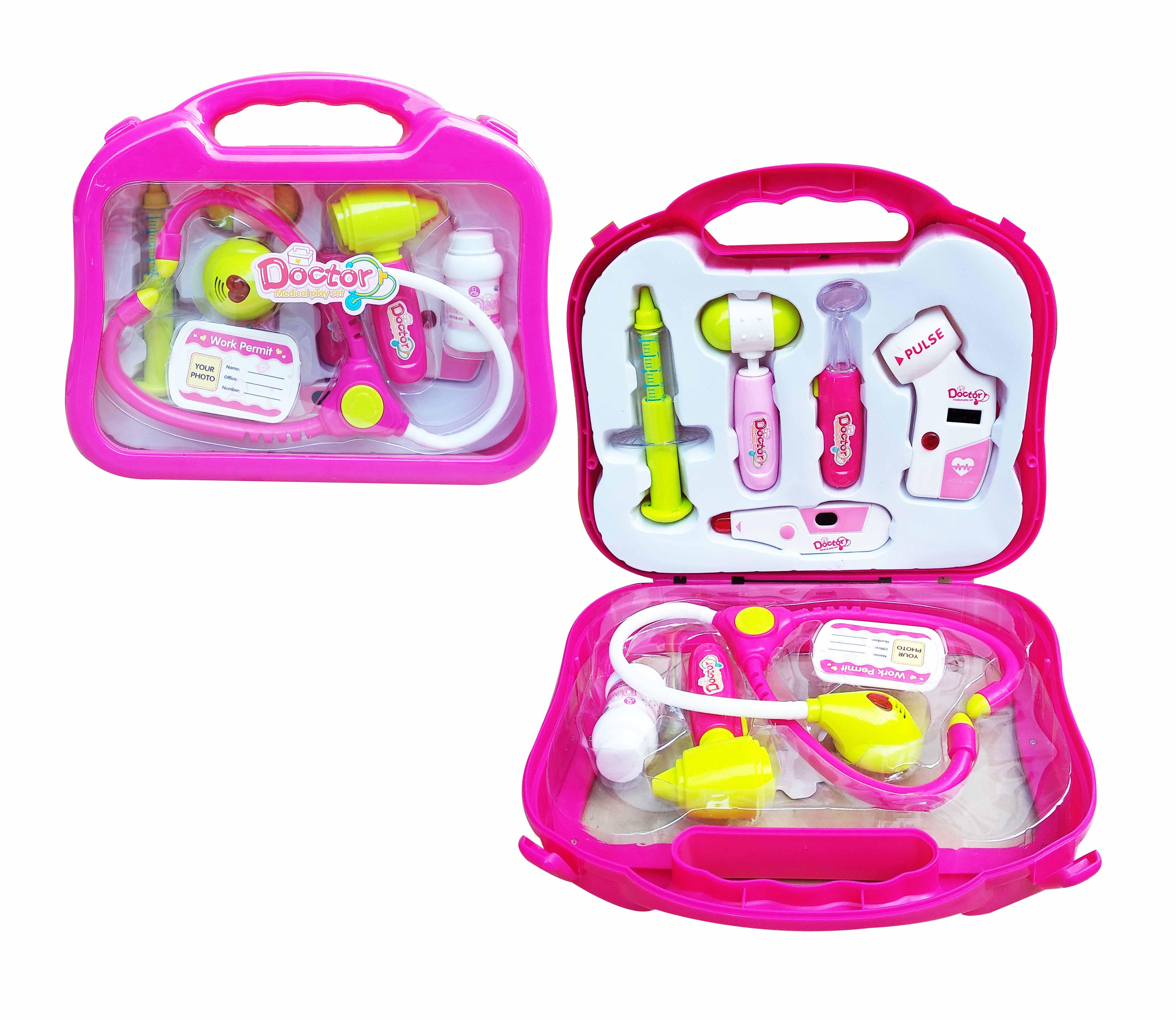 toko mainan online DOCTOR MEDICAL PLAY SET - 660-53