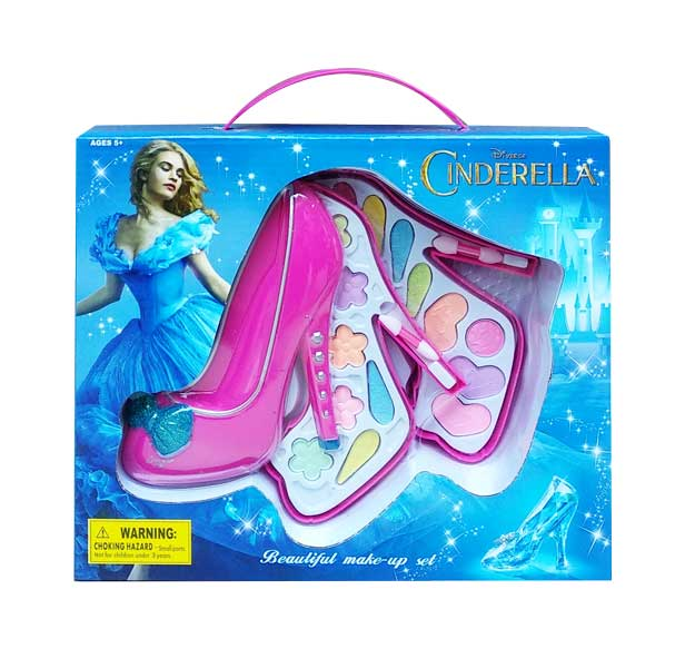 toko mainan online BEAUTYFUL MAKE UP SET CINDERELLA - V79666E5