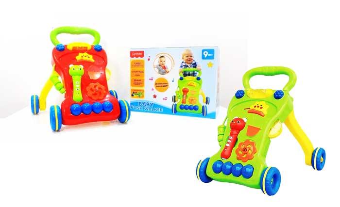 toko mainan online COTTON BABY WALKER - 27016