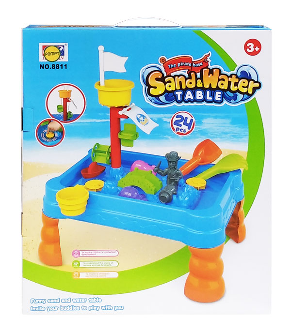 toko mainan online SAND AND WATER TABLE - 8811