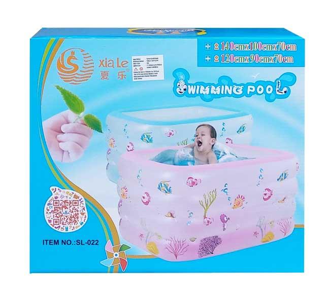 toko mainan online KOLAM BABY SPA 140X100X70 - SL-022