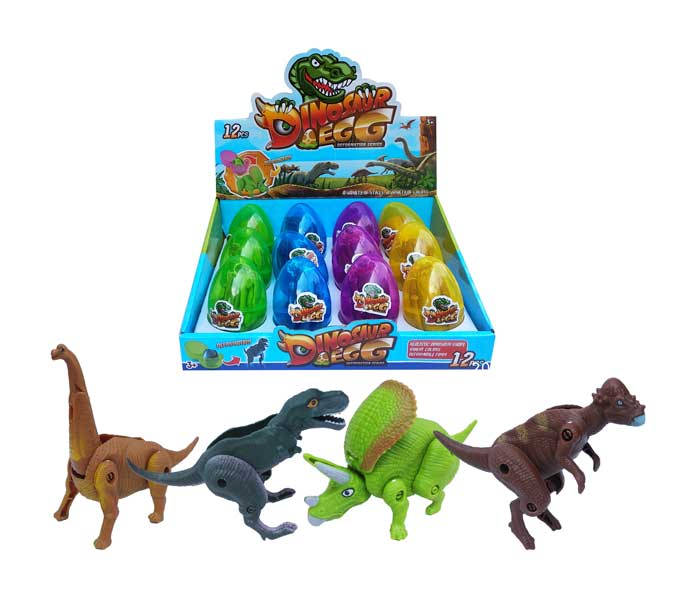 toko mainan online DINOSAUR EGG - 8823A-1