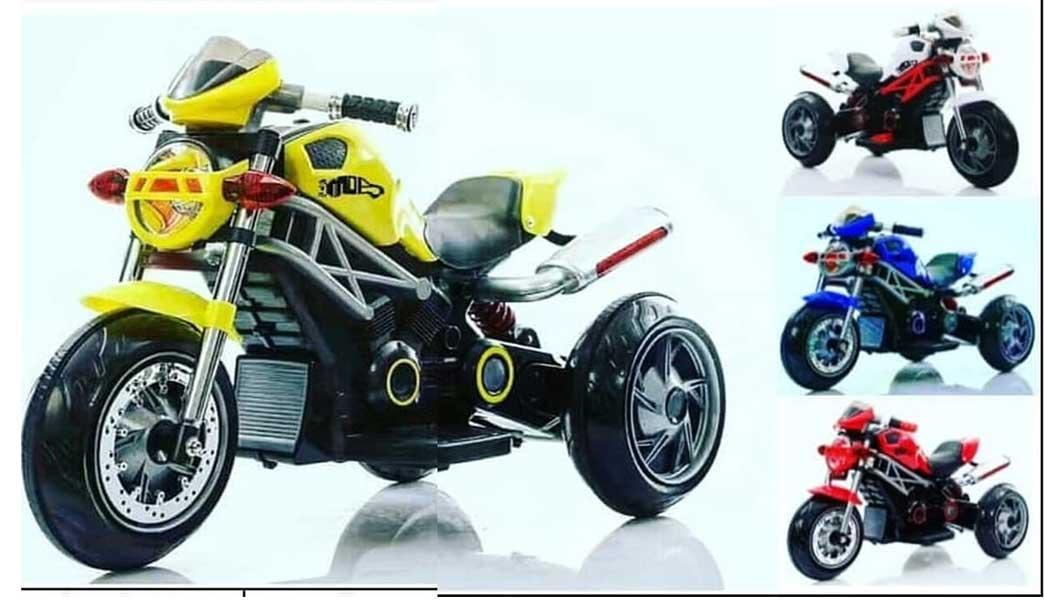toko mainan online MOTOR AKI GAMMA - MOB-3008