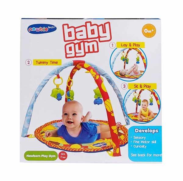 toko mainan online NEWBIE BABY GYM - 27004