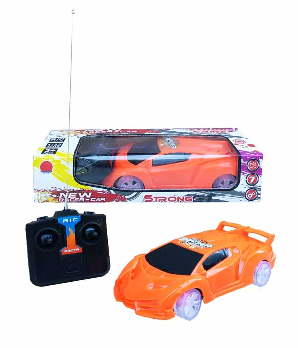 toko mainan online RC NEW RACER CAR STRONG - 767-221A