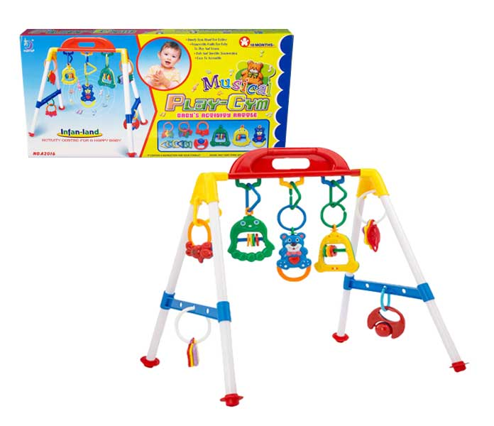 toko mainan online Musical Playgym IMPOR - A2016