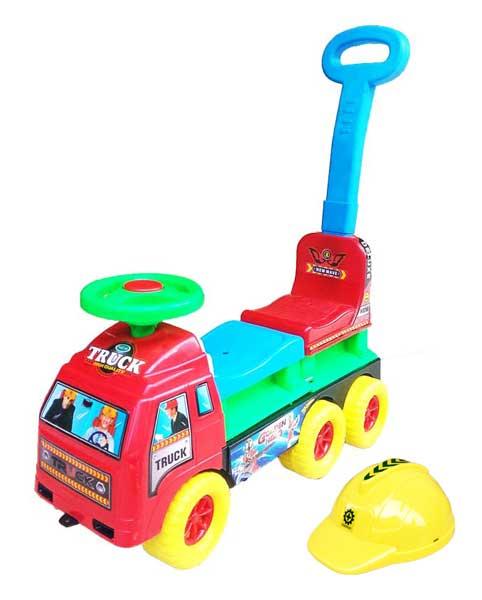 toko mainan online RIDE ON TRUCK DELUXE - HT-58