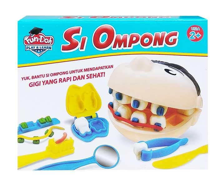 toko mainan online FUNDOH SI OMPONG
