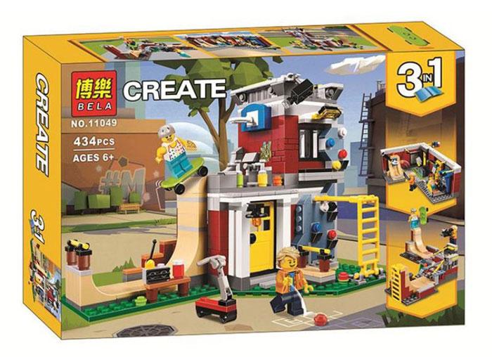toko mainan online CREATE 3 IN 1 434PCS - 11049