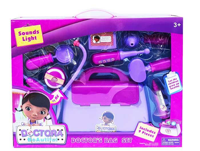 toko mainan online DOCTORS BAG DOC MCSTUFFIN - 04140/8616