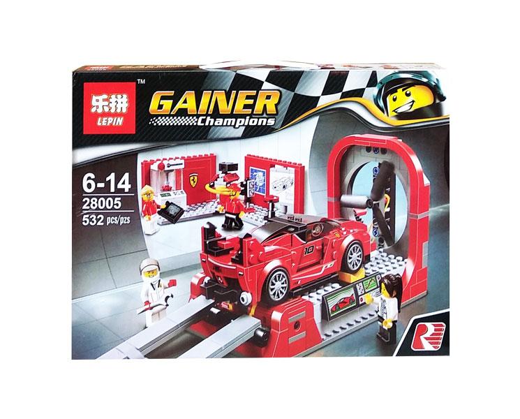 toko mainan online LEPIN GAINER 532PCS - 28005