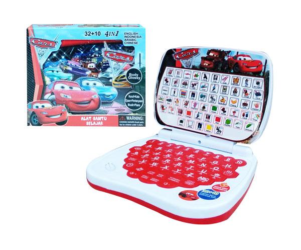 toko mainan online ALAT BANTU BELAJAR 4BHS CARS - 789-1