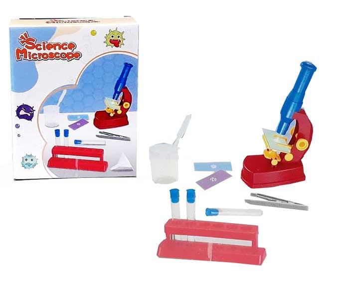 toko mainan online SCIENCE MICROSCOPE - W606
