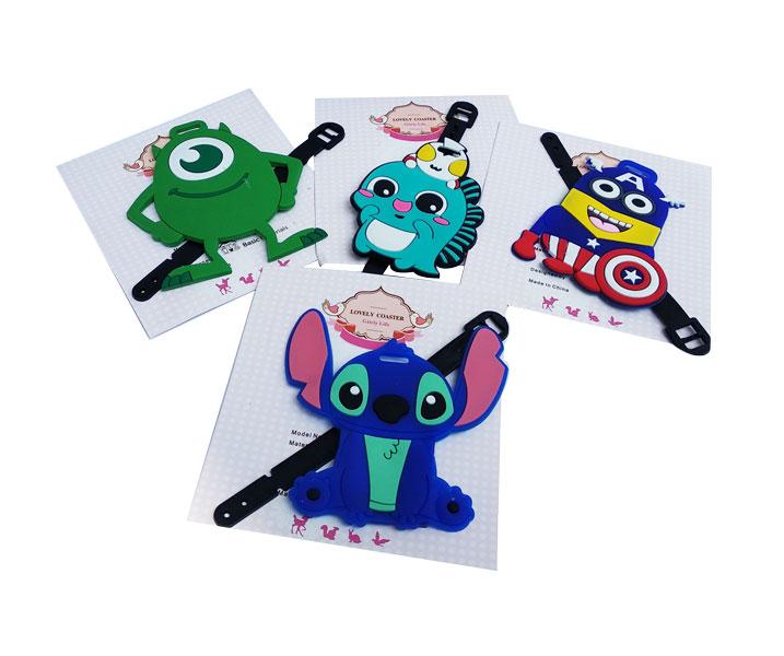 toko mainan online LUGGAGE TAG / TAG KOPER - LC156
