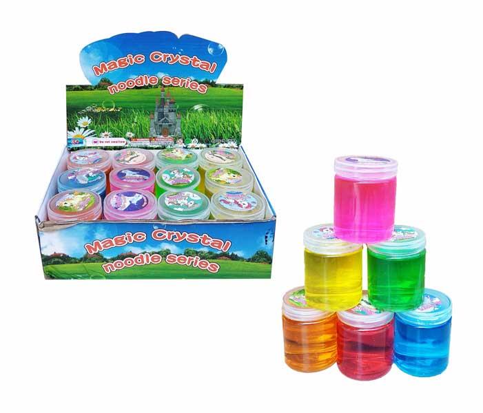 toko mainan online SLIME UNICORN/GLITTER - BD30