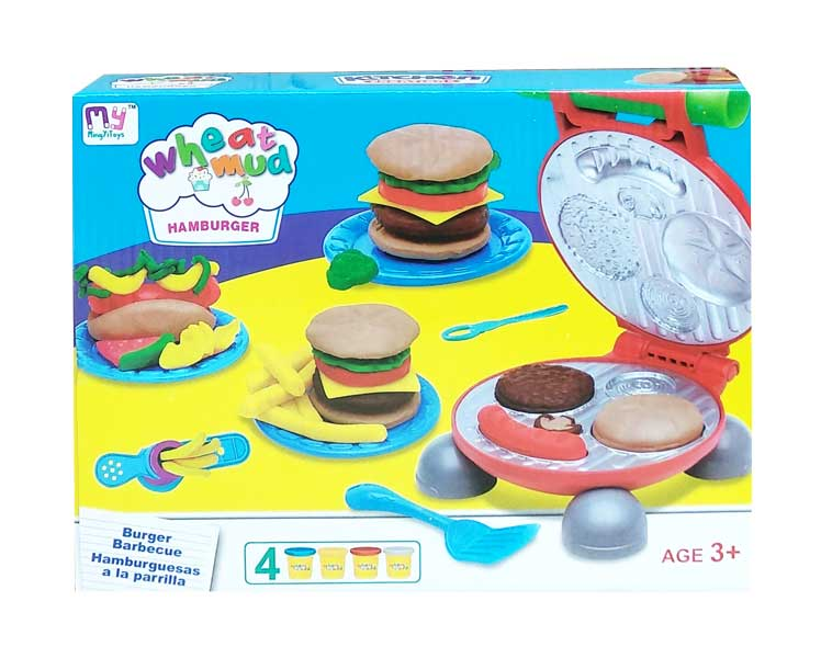 toko mainan online WHEAT MUD HAMBURGER - 666-44