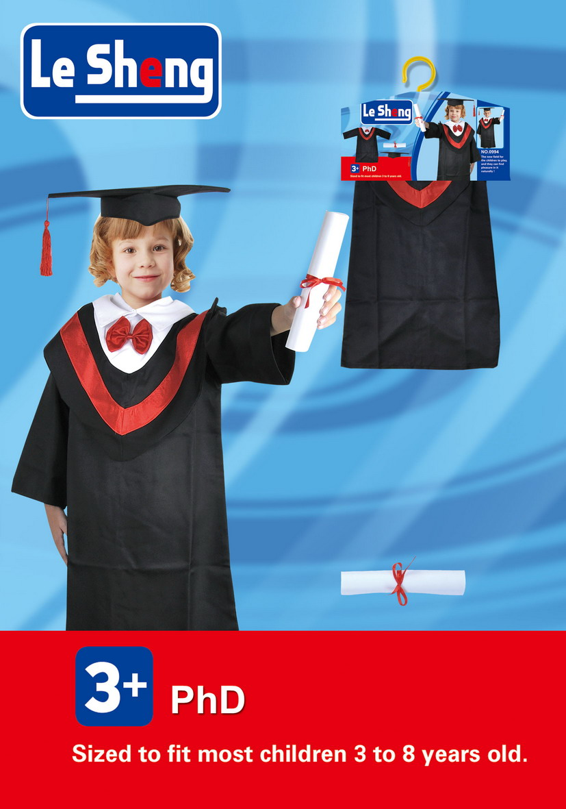 toko mainan online LESHENG PhD COSTUME - 0994