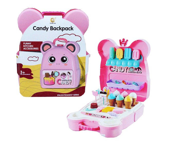 toko mainan online CANDY BACKPACK - 907