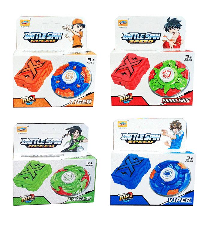 toko mainan online BATTLE SPIN SPEED - 678-1A