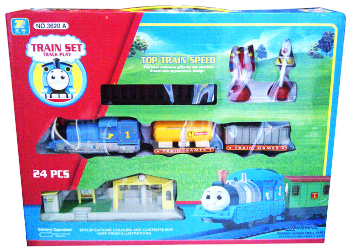 toko mainan online THOMAS TOP TRAIN SPEED - 3620A