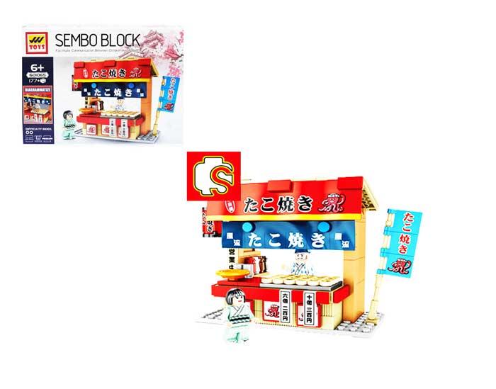 toko mainan online SEMBO TAKOYAKI - SD601065