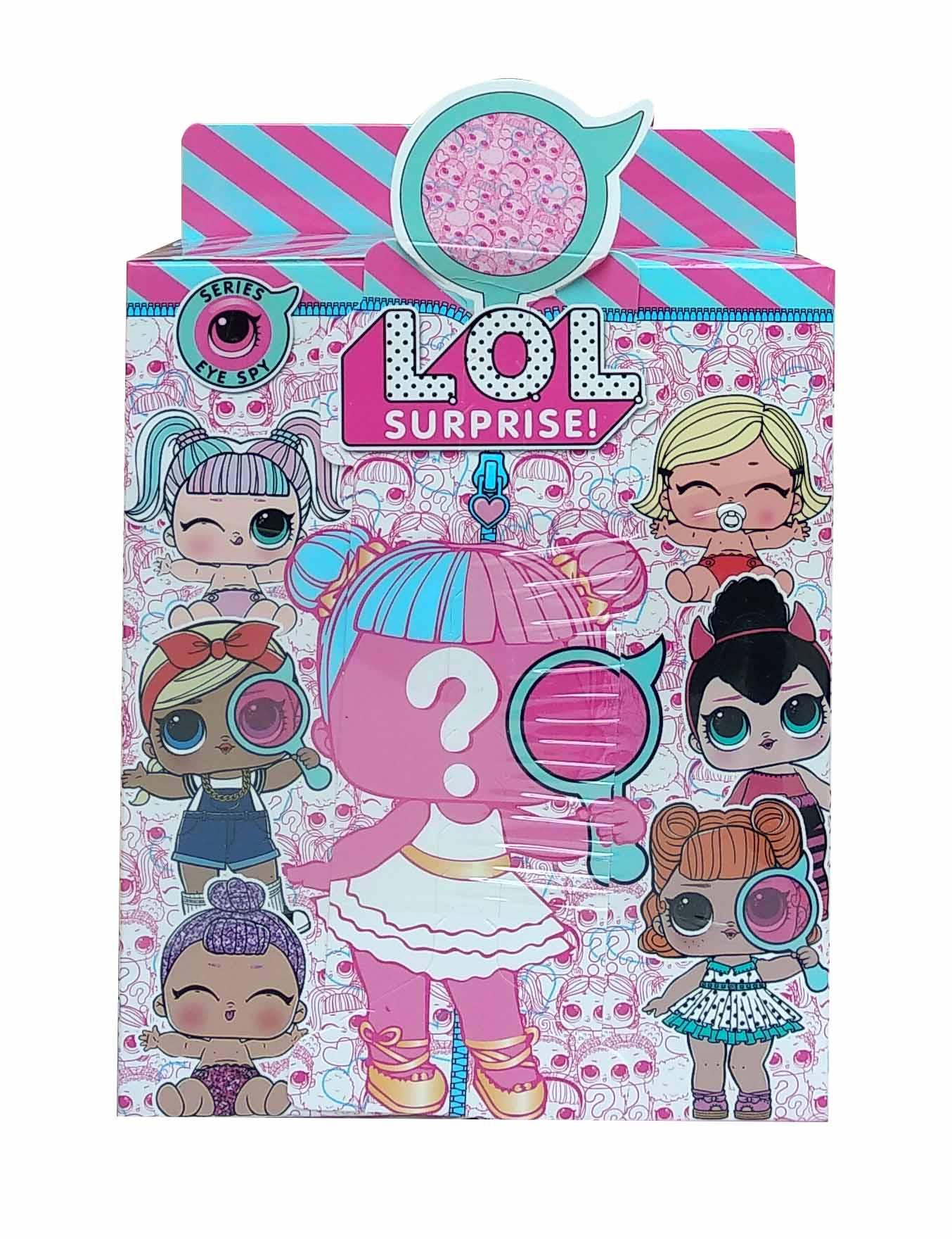 toko mainan online LOL SURPRISE ISI 2 - BB999
