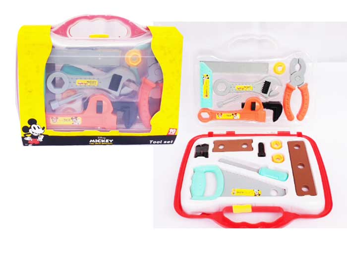 toko mainan online MICKEY TOOL SET - 03651