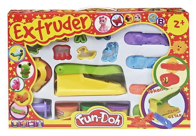 toko mainan online DOUGH EXTRUDER - 28067