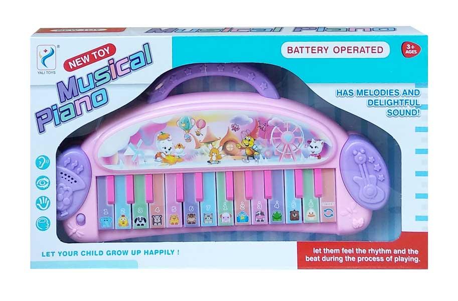 toko mainan online MUSICAL PIANO - 766