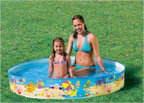 toko mainan online INTEX 5FT BEACH DAYS SNAPSET POOL 56451