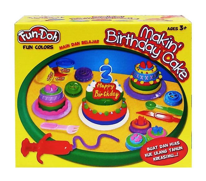 toko mainan online Making Birthday Cake - 28059