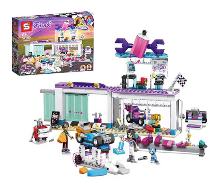 toko mainan online BLOCK FRIEND 471PCS - SY1159