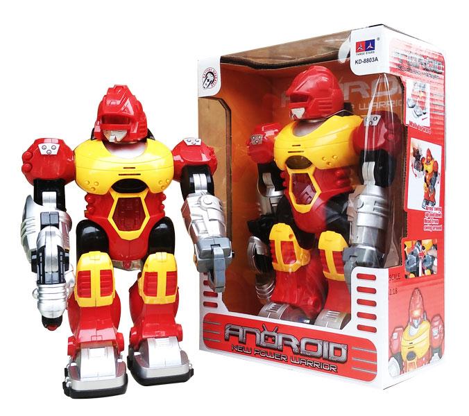 toko mainan online ROBOT ANDROID KD8803A