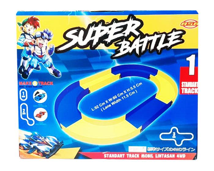 toko mainan online SUPER BATTLE TRACK TAMIYA