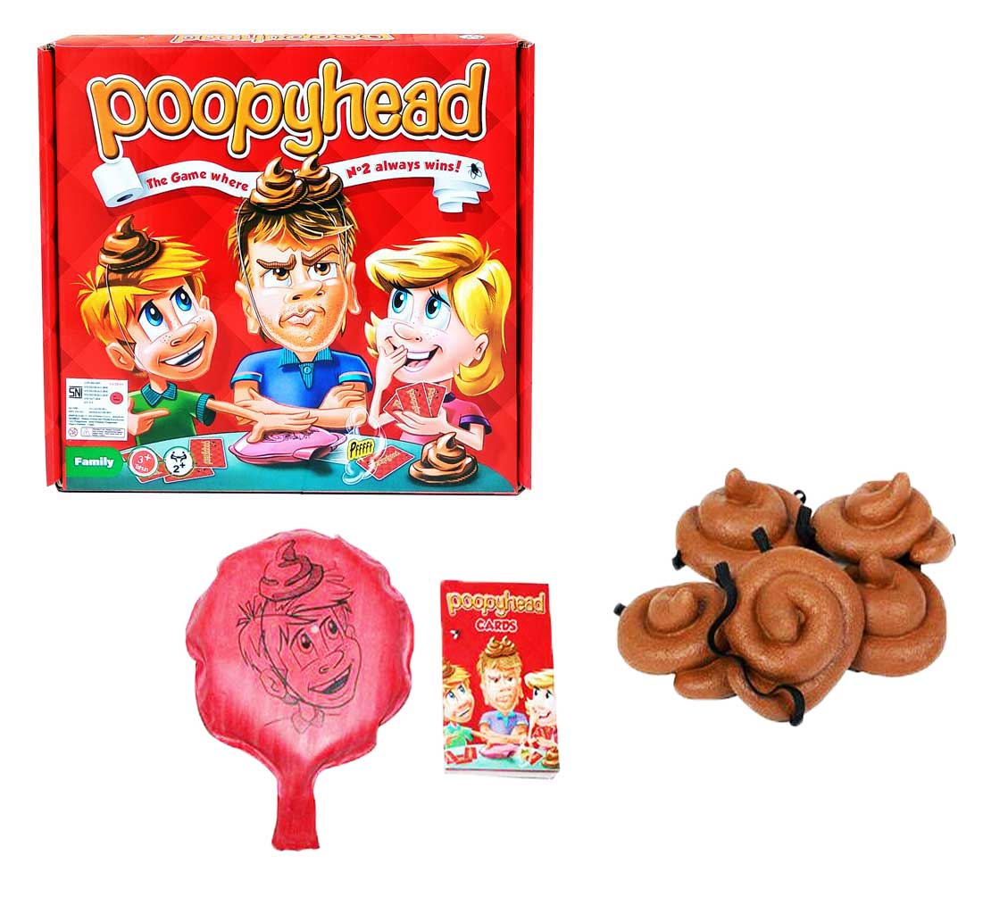 toko mainan online POOPY HEAD - 115-52