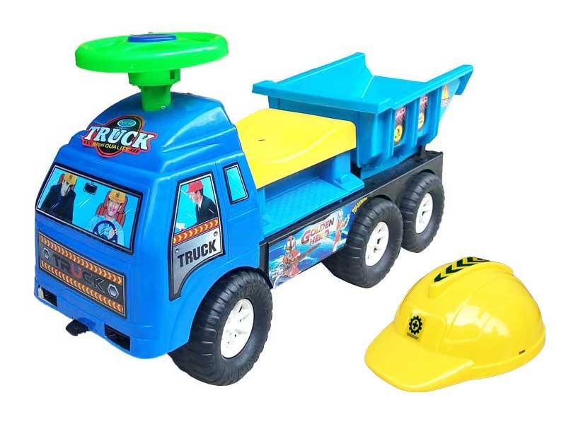 toko mainan online RIDE ON TRUCK BAK - HT-68